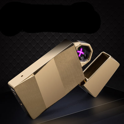 Novel Double Arc Plasma Lighter
