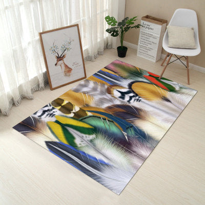 3D Beautiful Large Area Rugs