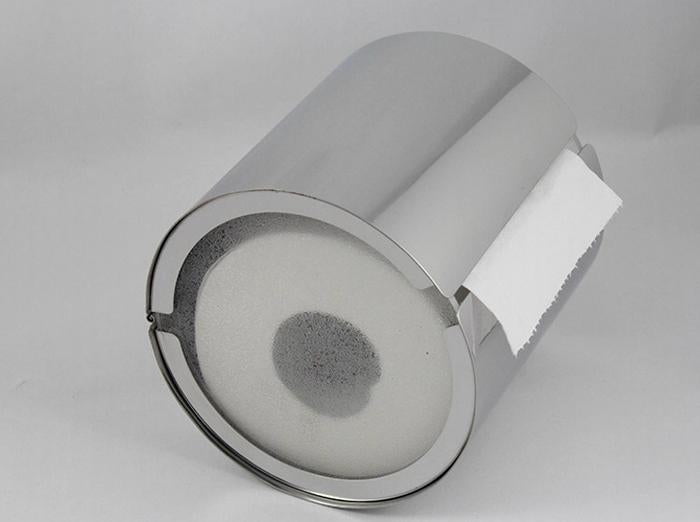 Stainless Steel Toilet Tissue Holder