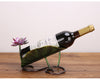 Metal Wine Rack Bottle Holder