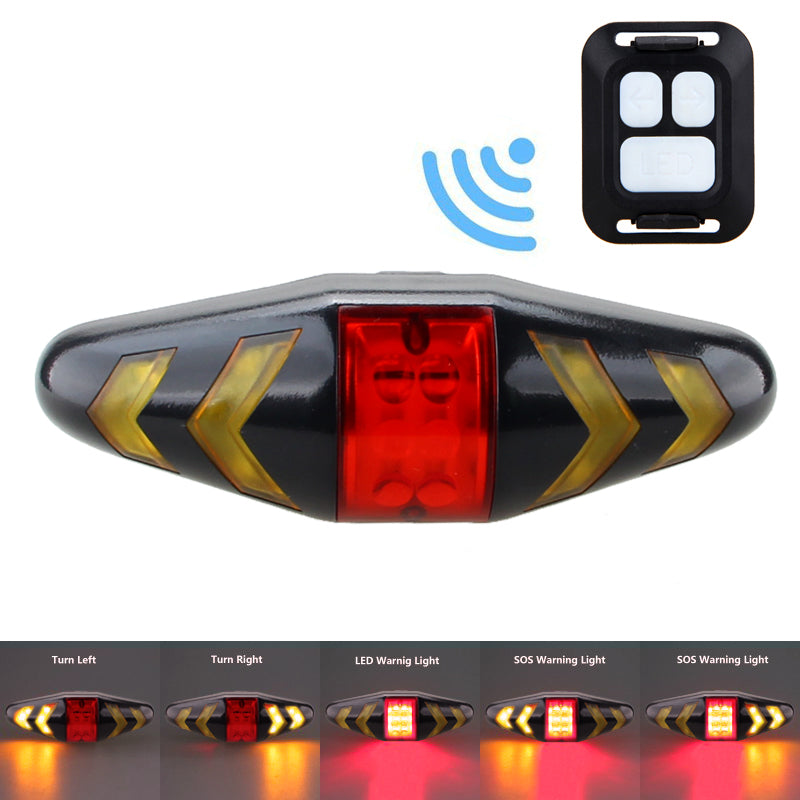Smart LED Bike Tail Light