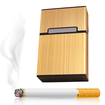 Elegant 20 Cigarette Holder Case