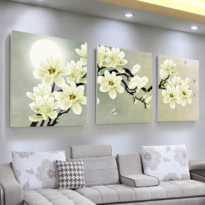 3 Panel Beautiful Canvas Pictures