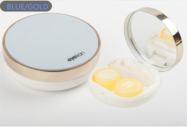 4 in 1 Luxurious Contact Lens Case