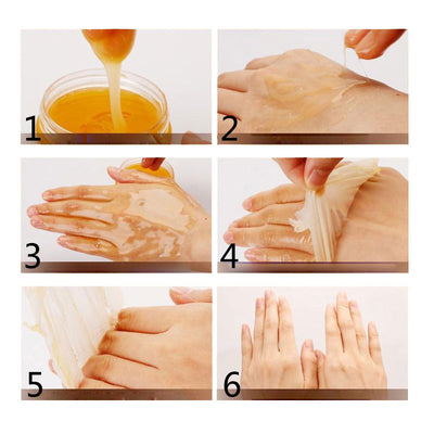 Cold Paraffin Wax Treatment