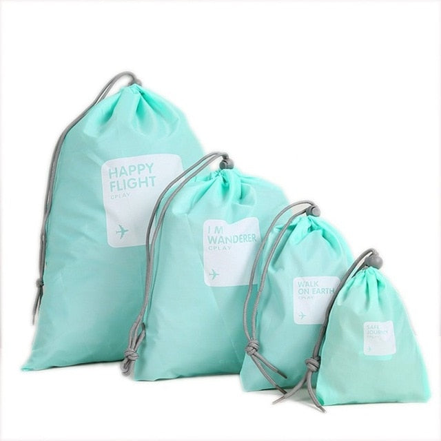 Laundry Bag Organizer Set