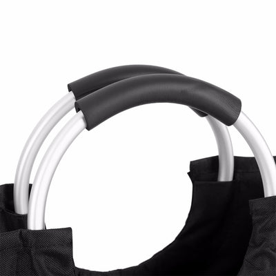 Collapsible Tote Laundry Bag with Handle