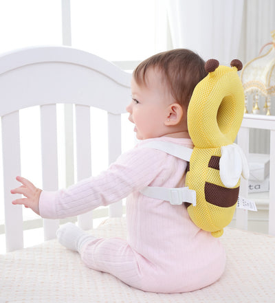 Animal Infant Head Protection Backpack