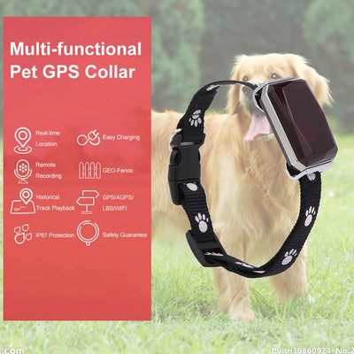 Geo-Fence Dog Tracker