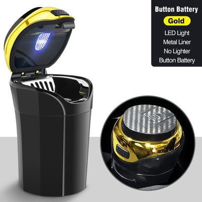 2 in 1 Car Ashtray Lighter