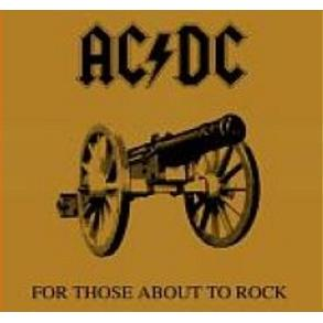 For Those About To Rock(We Salute You) (Re-issue)