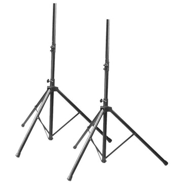 Audioline ALPASB Heavy Duty PA Speaker Stands