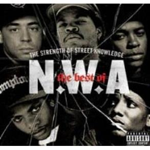 Strength Of Street Knowledge: The Best Of N.W.A