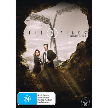 X-Files, The - Season 3