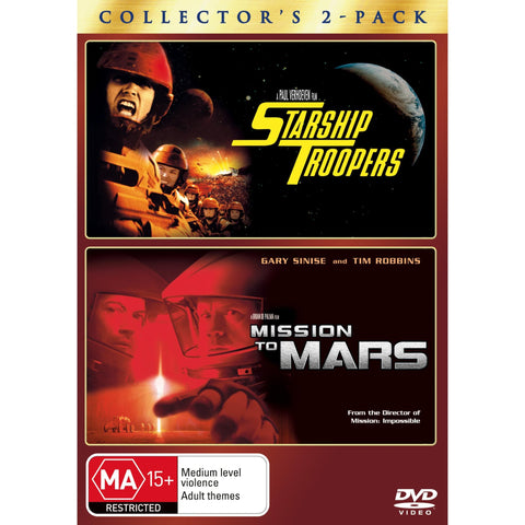 Image of Starship Troopers / Mission To Mars