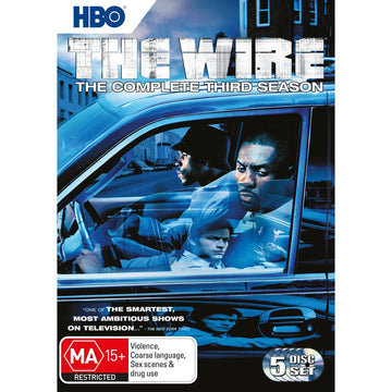 Wire, The - Season 3