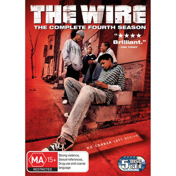 Wire, The - Season 4