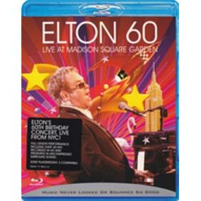 Elton 60 - Live At Madison Square Garden (Blu-ray)