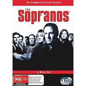 Sopranos, The - Season 2