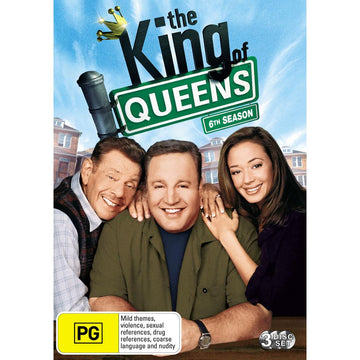 King Of Queens - Season 6