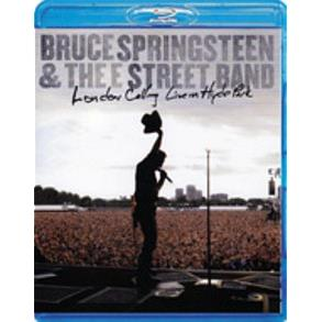 London Calling Live In Hyde Park (Blu-ray)