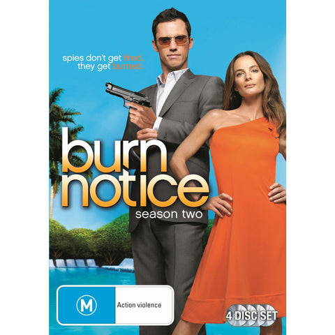 Burn Notice - Season 2