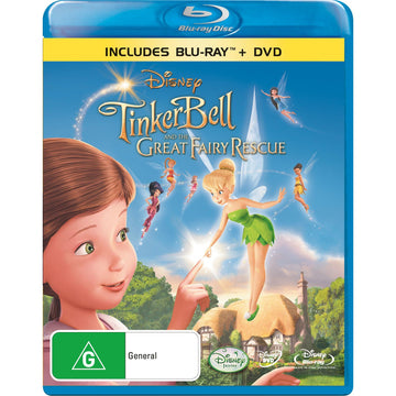 Tinker Bell & The Great Fairy Rescue