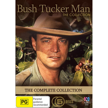 Bush Tucker Man, The - The Complete Series