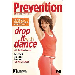 Prevention Fitness: Drop It With Dance!
