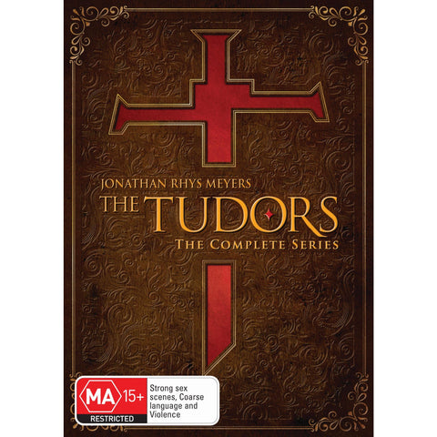 Image of Tudors, The - The Complete Series