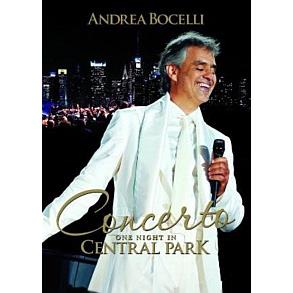 Concerto - One Night In Central Park