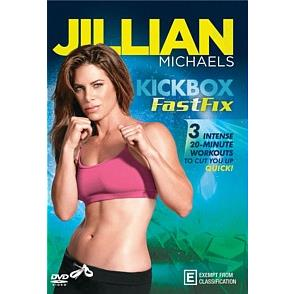 Jillian Michaels: Kickbox Fast Fix