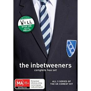 Inbetweeners, The - Series 1-3