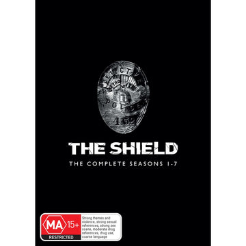 Shield, The - The Complete Series