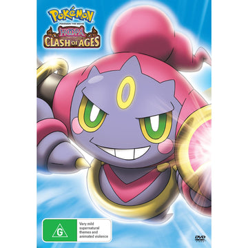 Pokemon Movie 18: Hoopa & The Clash Of Ages