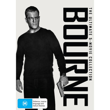 Bourne 5-Film Collection, The