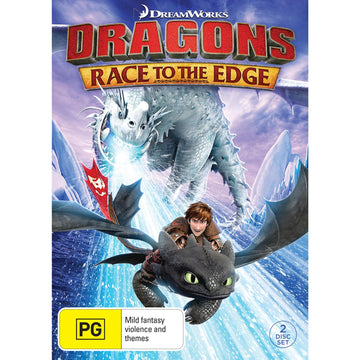 Dragons: Race To The Edge - Season 1