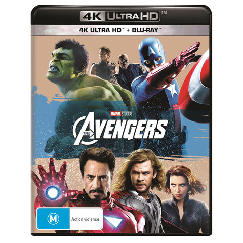 Image of Avengers, The