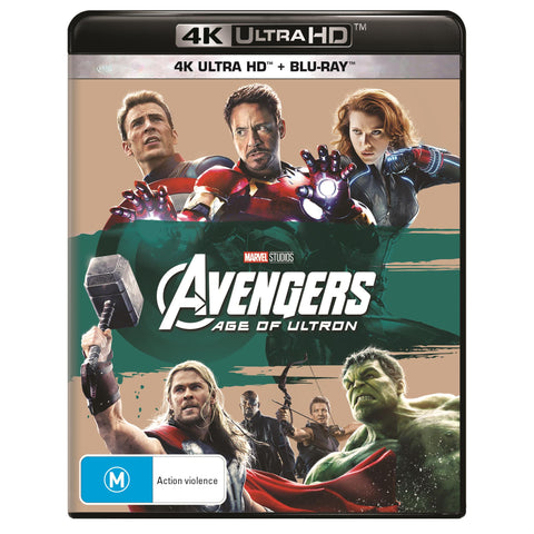 Image of Avengers: Age of Ultron