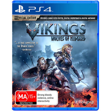 Vikings - Wolves of Midgard Special Edition