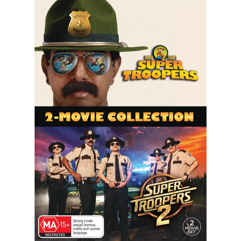 Image of Super Troopers 1 & 2