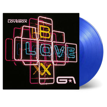 Lovebox (Limited Edition Colour 180gm Vinyl) (Reissue)