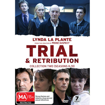 Trial & Retribution - Collection 2 (Seasons 8-10)