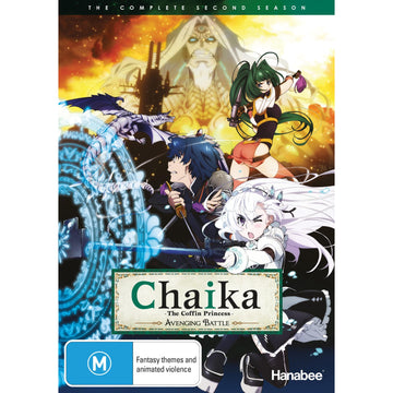 Chaika The Coffin Princess - Season 2