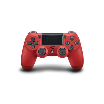 PS4 PlayStation 4 Dualshock 4 Wireless Controller Red
