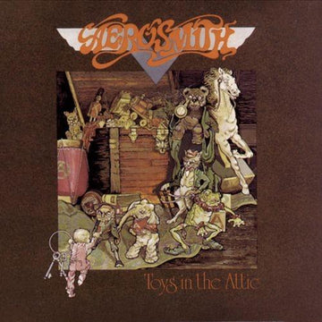 Toys In The Attic (Reissue)
