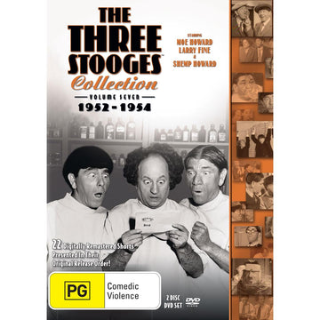 Three Stooges Collection - Volume 7