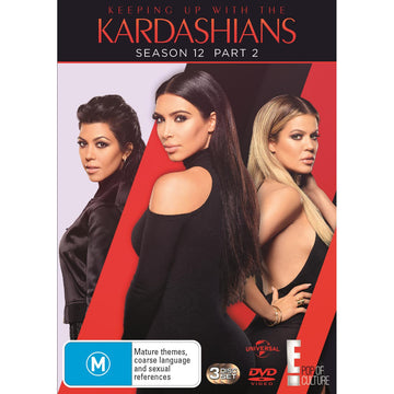 Keeping Up With The Kardashians - Season 12 Part 2