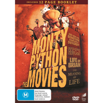 Monty Python - The Movies Collection