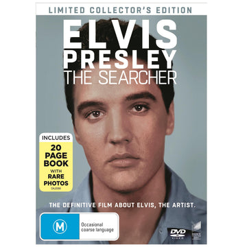 Elvis Presley - The Searcher (Collector's Edition)